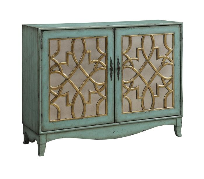 Coast to Coast Imports Accents by Andy Stein 2 Door Cabinet - Item Number: 61615
