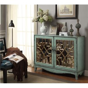 Coast to Coast Imports Accents by Andy Stein 2 Dr Cabinet