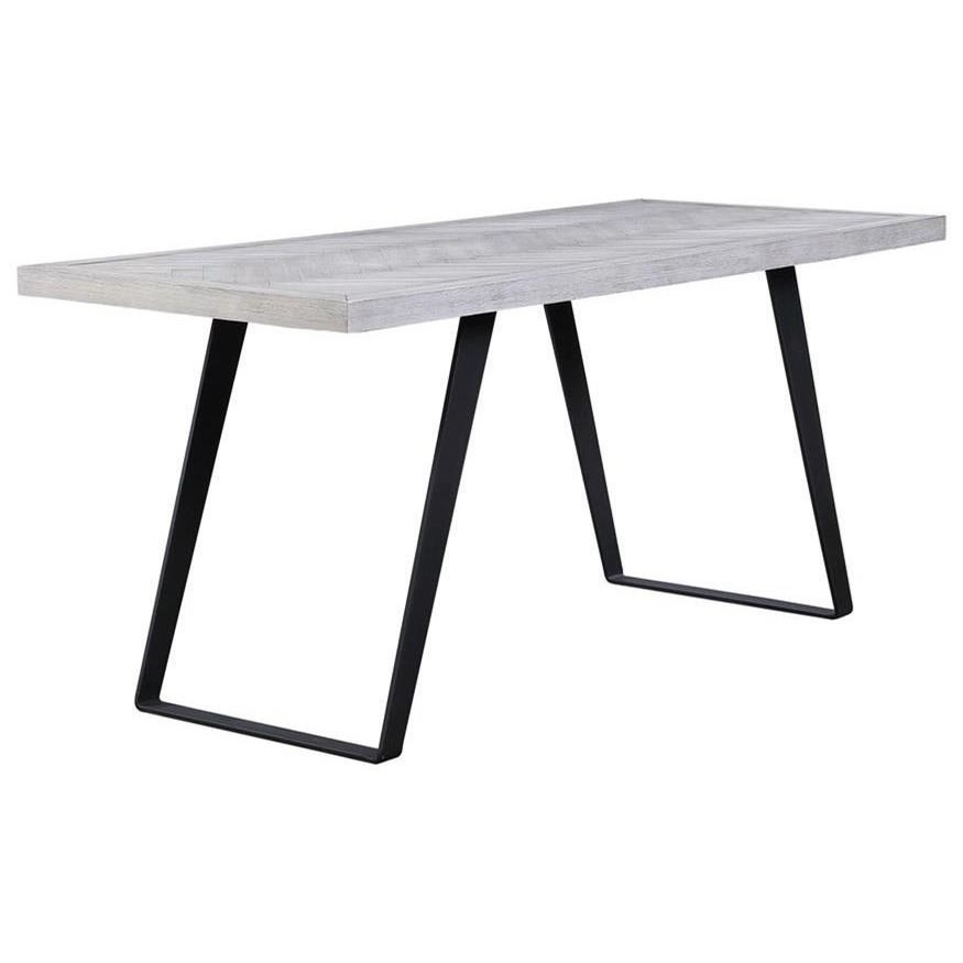 Aspen Court II Counter Height Dining Table by Coast to Coast Imports at Baer's Furniture