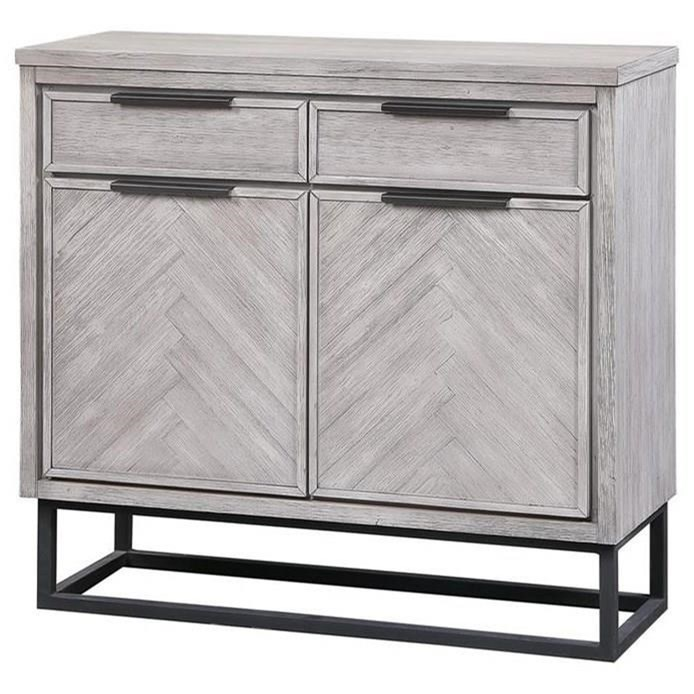 Aspen Court II Two Door Two Drawer Cabinet by Coast to Coast Imports at Baer's Furniture
