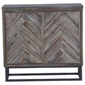 Coast to Coast Imports Aspen Court Two Door Cabinet - Item Number: 30545