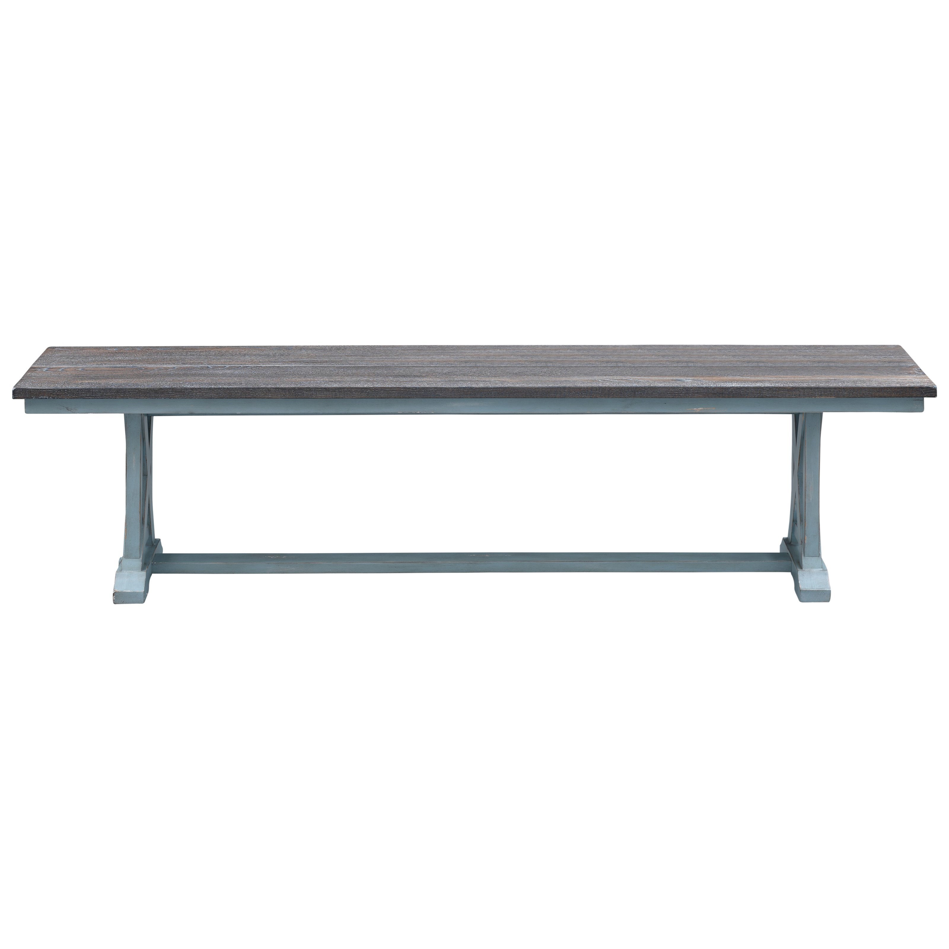 Bar Harbor Dining Bench by C2C at Walker's Furniture