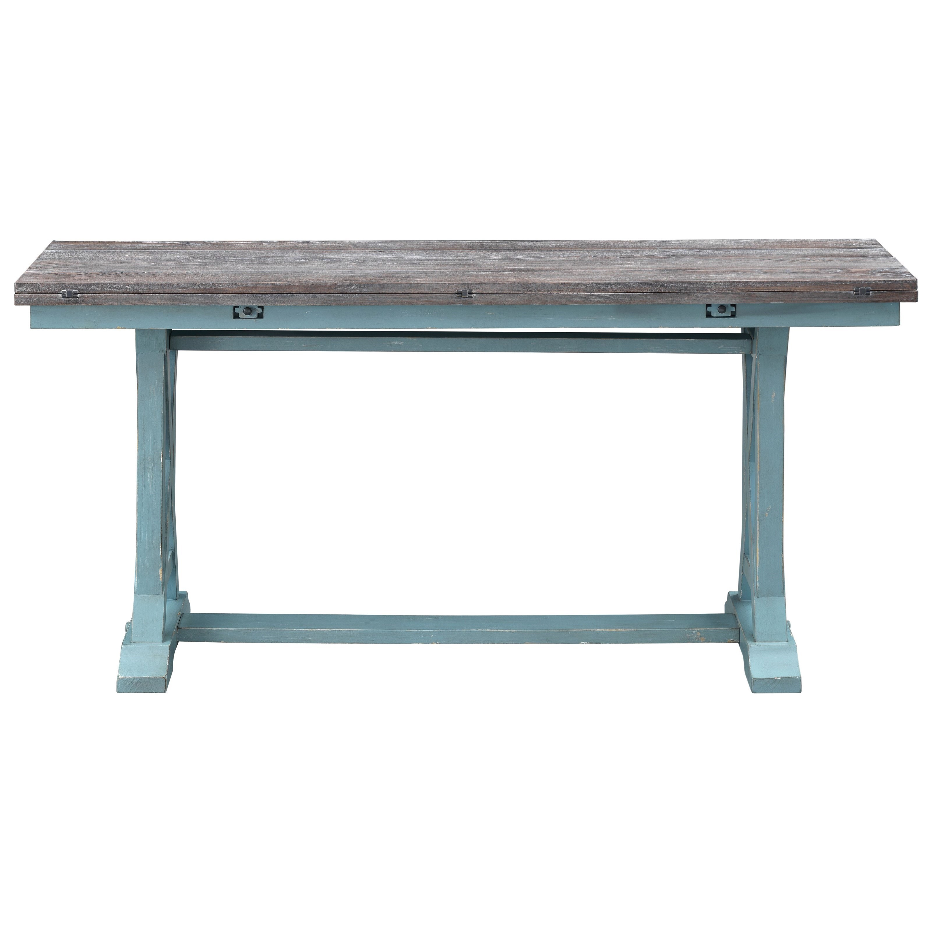 Bar Harbor Fold Out Console Table by Coast to Coast Imports at Johnny Janosik