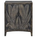 Coast to Coast Imports Pieces in Paradise Two-Door Cabinet - Item Number: 48146