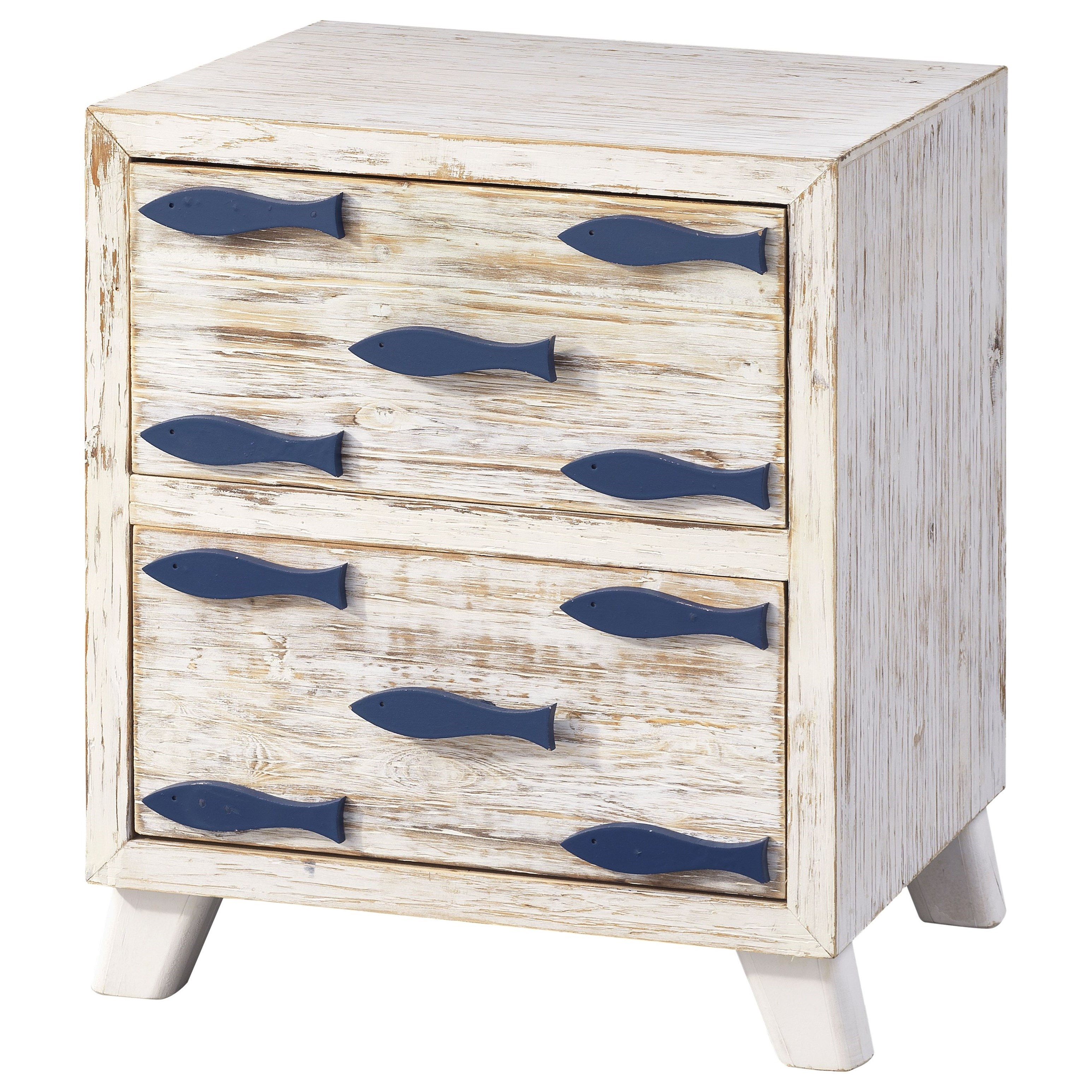 Pieces in Paradise 2-Drawer Chest by Coast to Coast Imports at Johnny Janosik