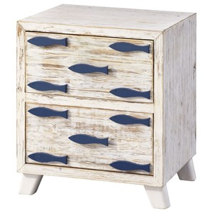 2-Drawer Chest