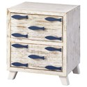 Coast to Coast Imports Pieces in Paradise 2-Drawer Chest - Item Number: 51513