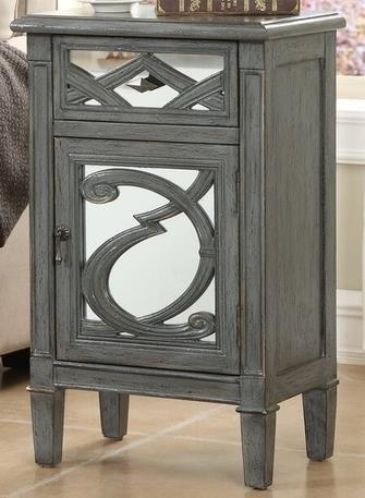 Benicia One Door Cabinet