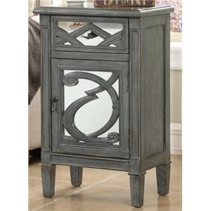 Benicia One Door Cabinet