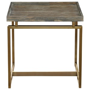 Coast to Coast Imports Biscayne End Table