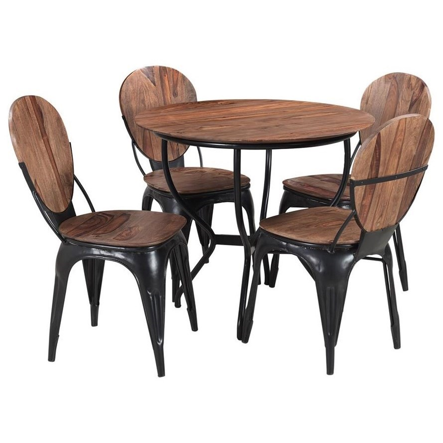 Bradford 5-Piece Dining Set by Coast to Coast Imports at Baer's Furniture