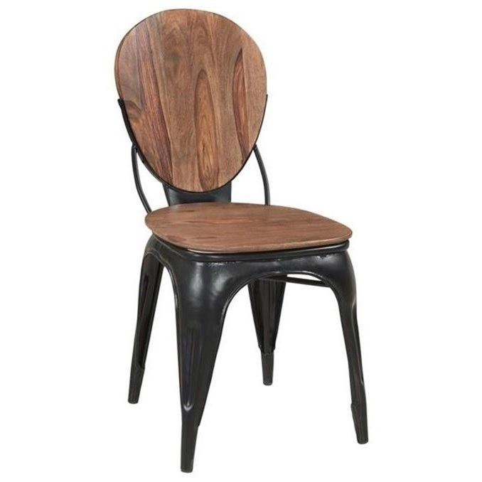 Bradford Side Chair by Coast to Coast Imports at Baer's Furniture