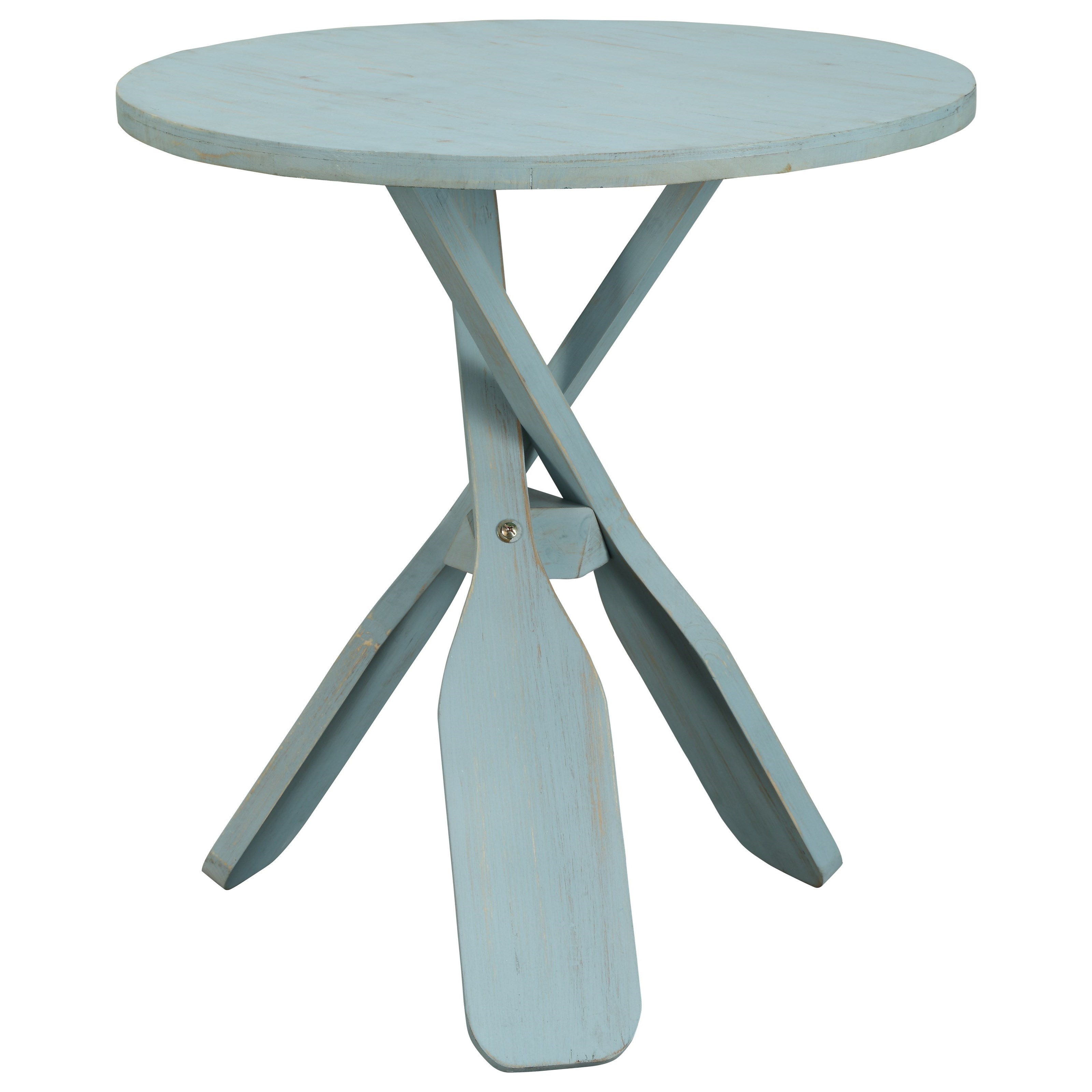 Breakers Oar Table by Coast to Coast Imports at Baer's Furniture