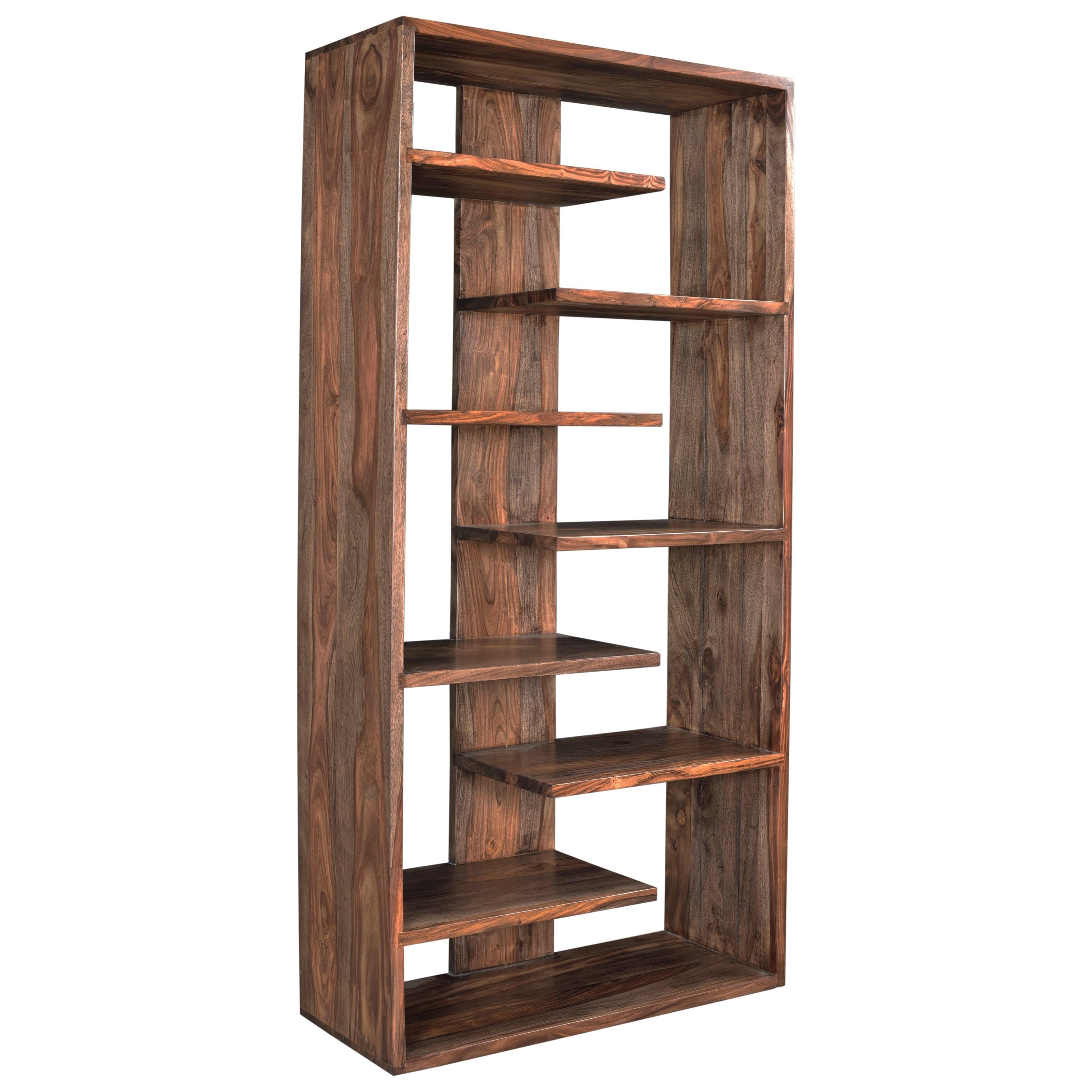 Gilliam Brownstone Bookcase by C2C at Walker's Furniture