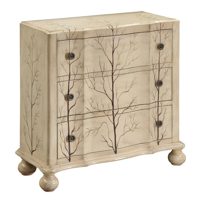 Morris Home Furnishings Burma Burma 3 Drawer Chest - Item Number: 364851002