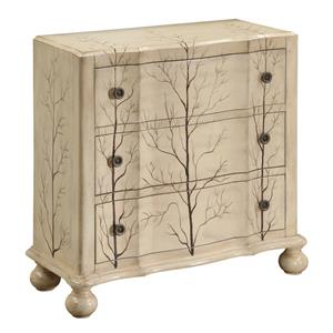 Morris Home Furnishings Burma Burma 3 Drawer Chest