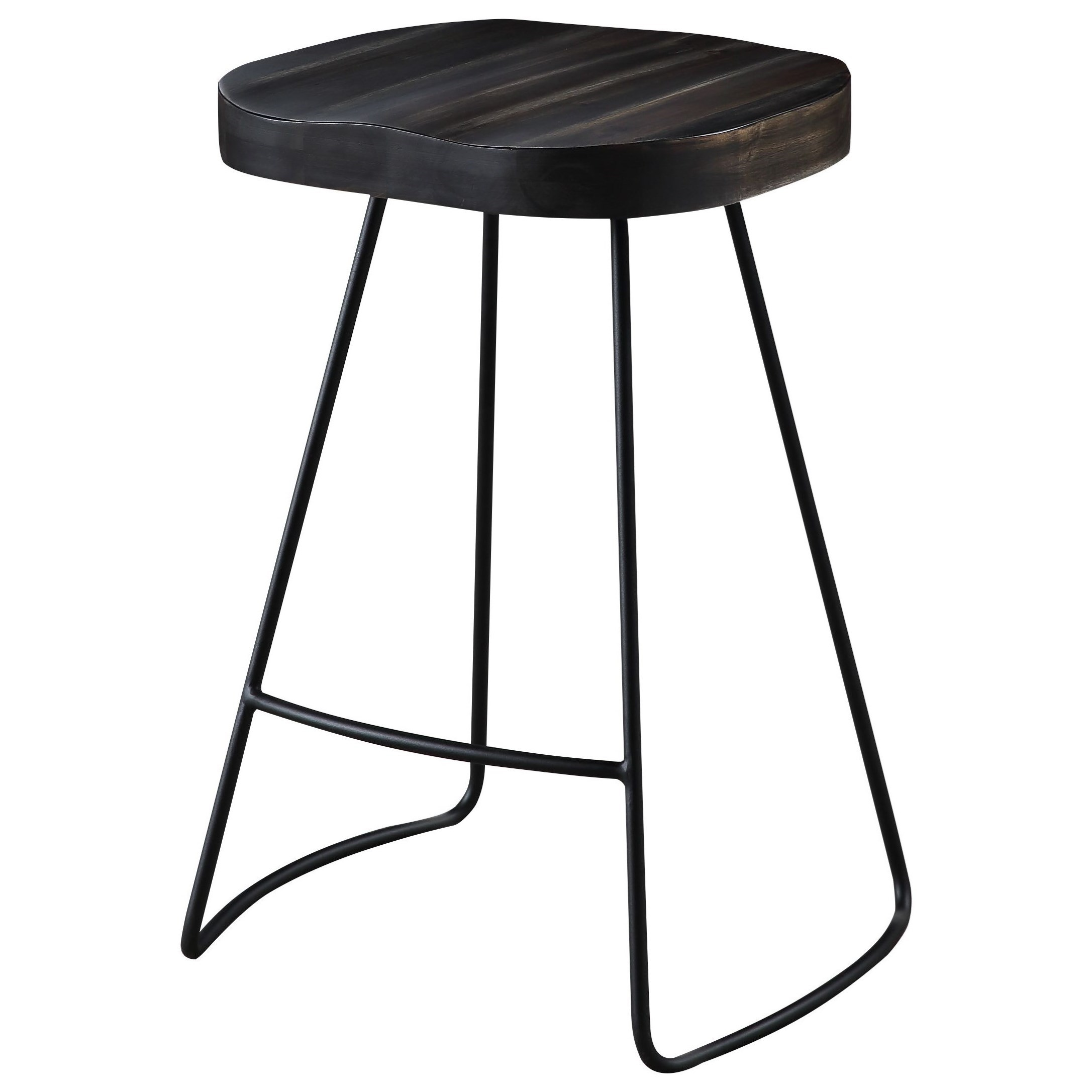 Canyon Ridge Counter Height Swivel Stool by Coast to Coast Imports at Baer's Furniture