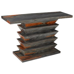 Coast to Coast Imports Capri Console Table