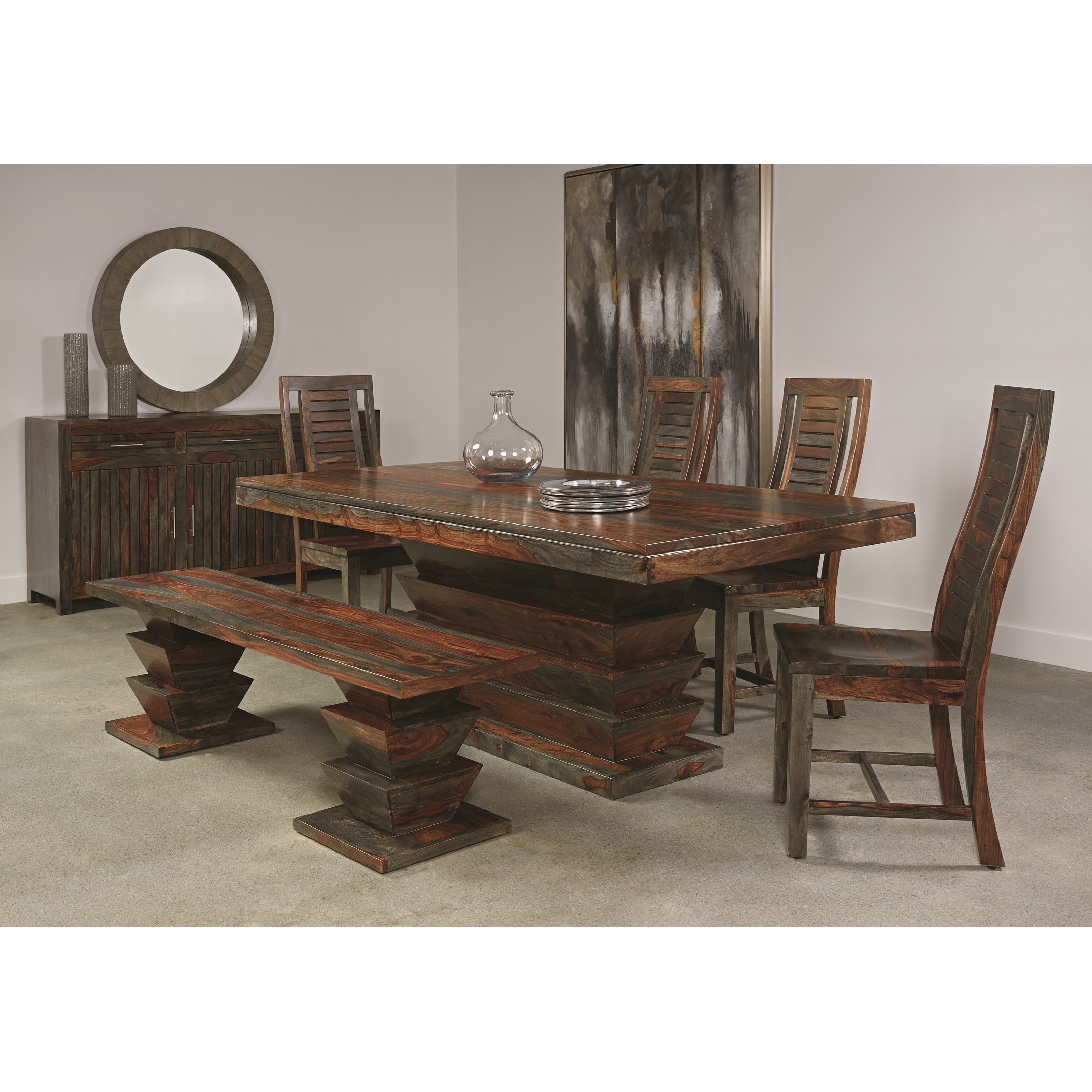 Coast to Coast Imports Capri Dining Room Group - Item Number: Capri Dining Room Group