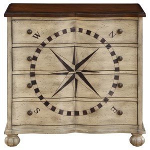 Coast to Coast Imports Clifton Four Drawer Chest