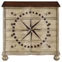 Coast to Coast Imports Clifton Four Drawer Chest - Item Number: 13744