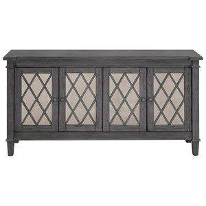 Coast to Coast Imports Coast to Coast Accents Four Door Credenza