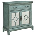 Coast to Coast Imports Coast to Coast Accents One Drawer Two Door Cabinet - Item Number: 13663