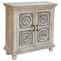 Coast to Coast Imports Coast to Coast Accents Two Door Cabinet - Item Number: 15210