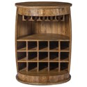 Coast to Coast Imports Coast to Coast Accents Wine Server - Item Number: 15211