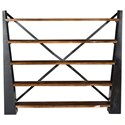 Coast to Coast Imports Coast to Coast Accents Bookcase - Item Number: 15231