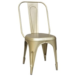 Coast to Coast Imports Coast to Coast Accents Metal Chair