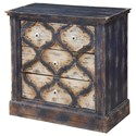 Coast to Coast Imports Coast to Coast Accents Three Drawer Chest - Item Number: 22539