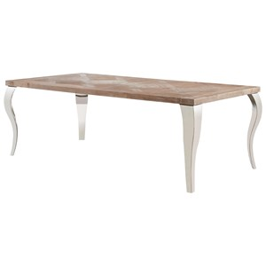 Coast to Coast Imports Coast to Coast Accents Carlisle Dining Table