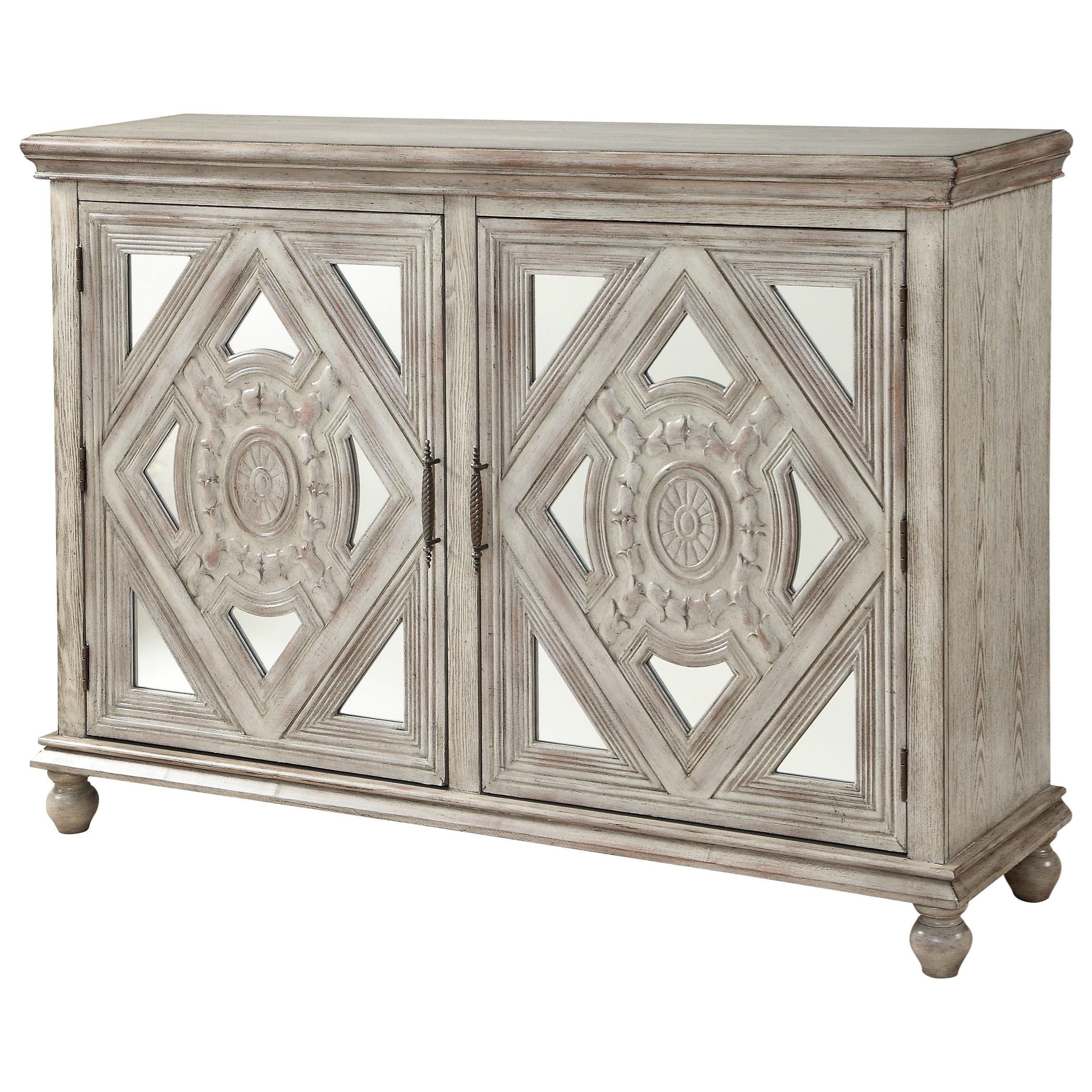 Coast to Coast Accents Two Door Credenza by Coast to Coast Imports at Darvin Furniture
