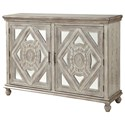 Coast to Coast Imports Coast to Coast Accents Two Door Credenza - Item Number: 22563
