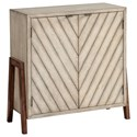 Coast to Coast Imports Coast to Coast Accents Two Door Cabinet - Item Number: 22587