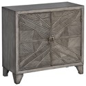 Coast to Coast Imports Coast to Coast Accents Two Door Cabinet - Item Number: 22597
