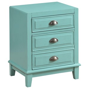 Coast to Coast Imports Coast to Coast Accents Two Drawer File Box