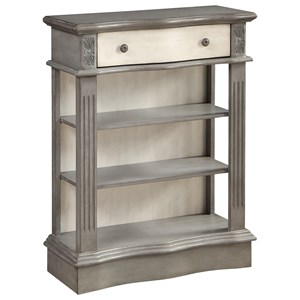 Coast to Coast Imports Coast to Coast Accents One Drawer Bookcase