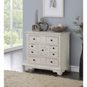 Coast to Coast Imports Coast to Coast Accents Three Drawer Chest with Power