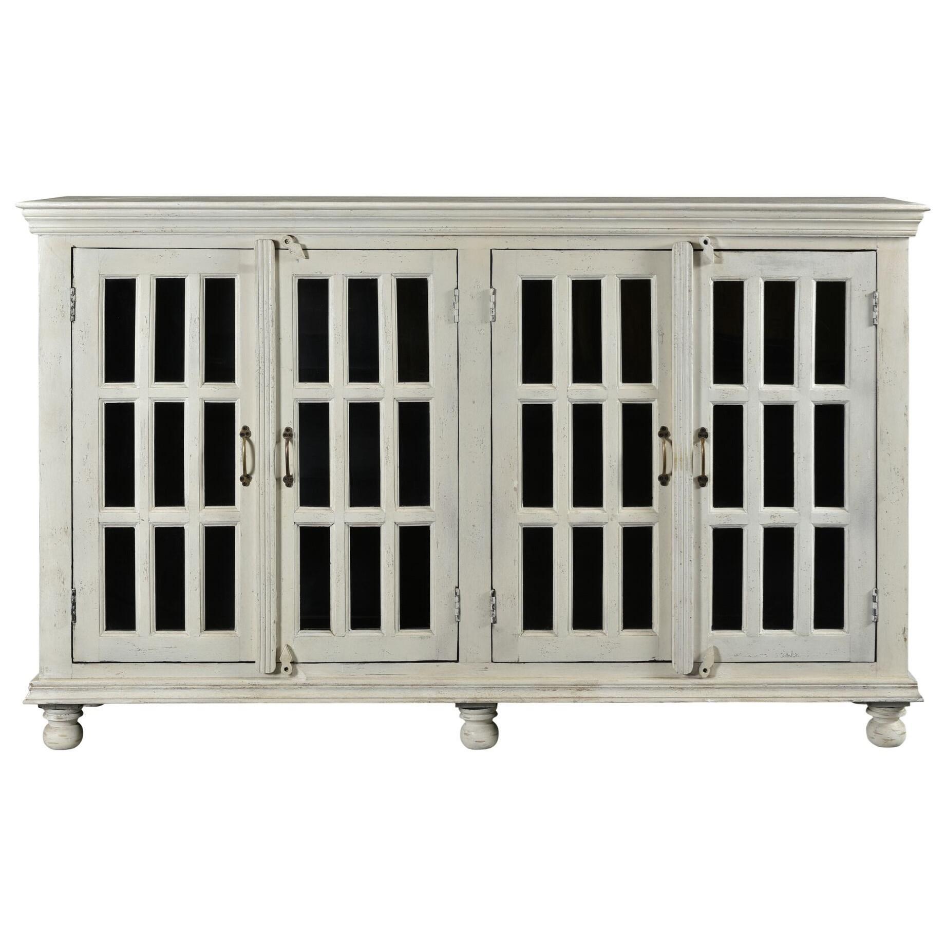 asdf Four Door Credenza by C2C at Walker's Furniture