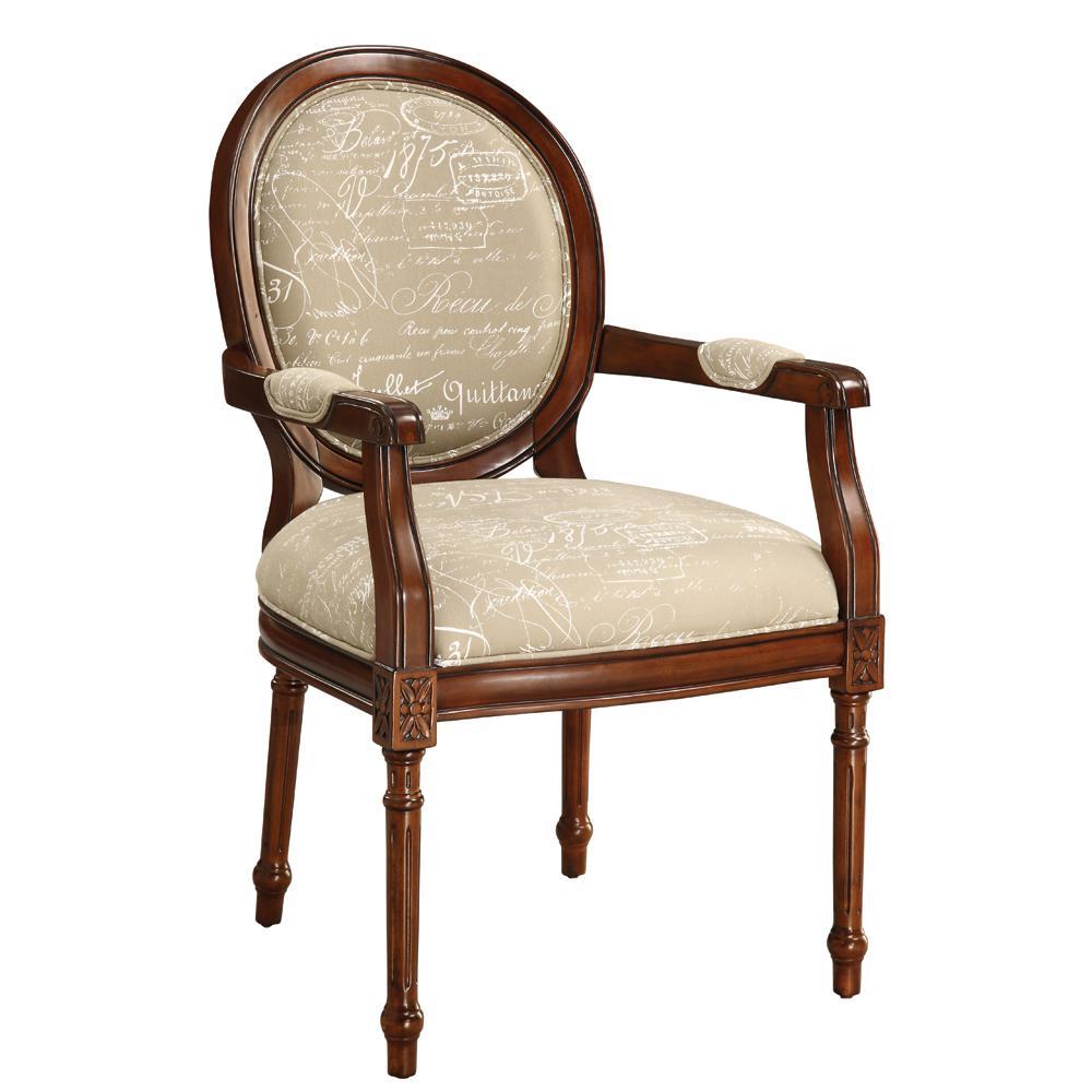 Ruby-Gordon Accents Ruby-Gordon Accents Accent Chair - Item Number: 46229