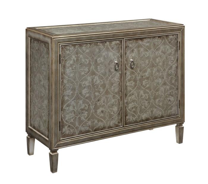 Coast to Coast Imports Coast to Coast Accents 2 Door Cabinet - Item Number: 50621