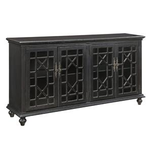 Four Door Media/Credenza