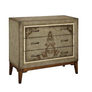 Coast to Coast Imports Coast to Coast Accents 3 Drawer Chest