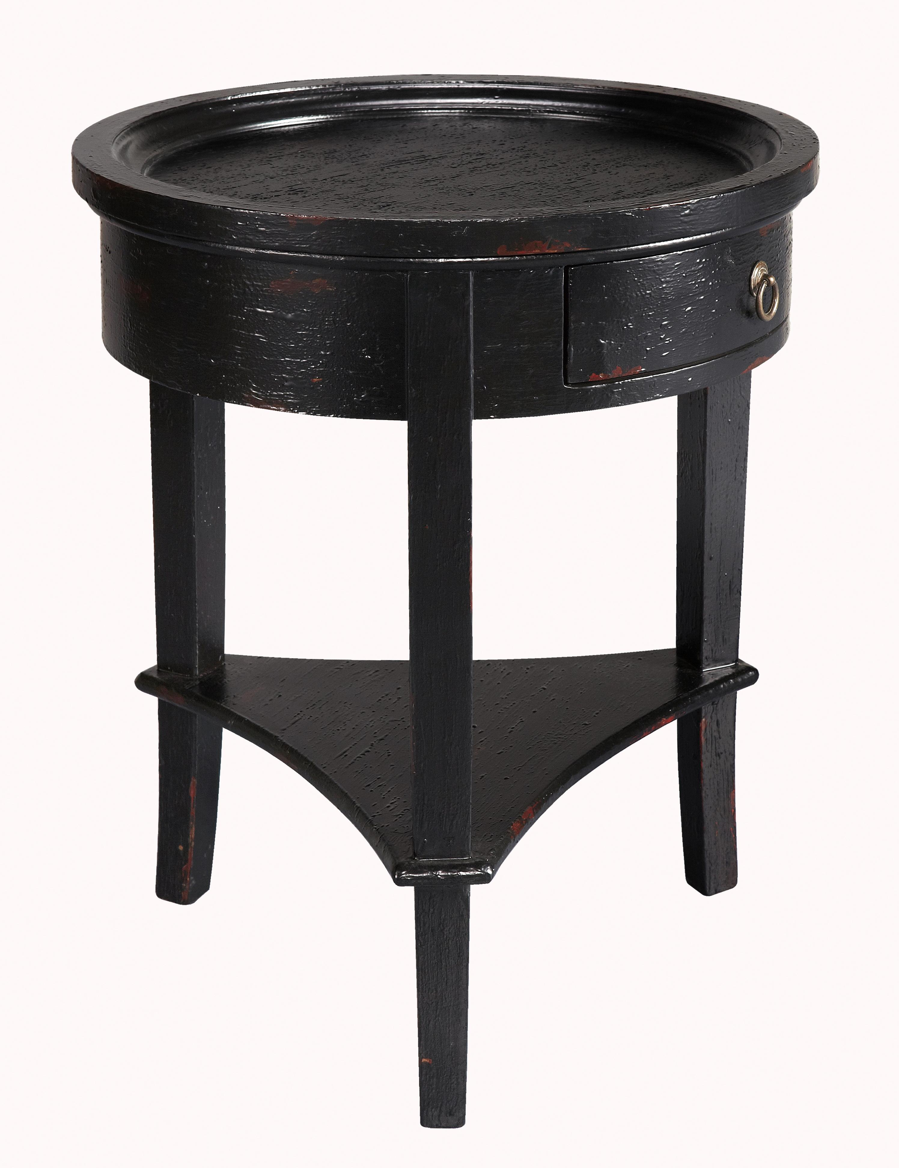 Coast to Coast Imports Coast to Coast Accents One Drawer Accent Table - Item Number: 56424
