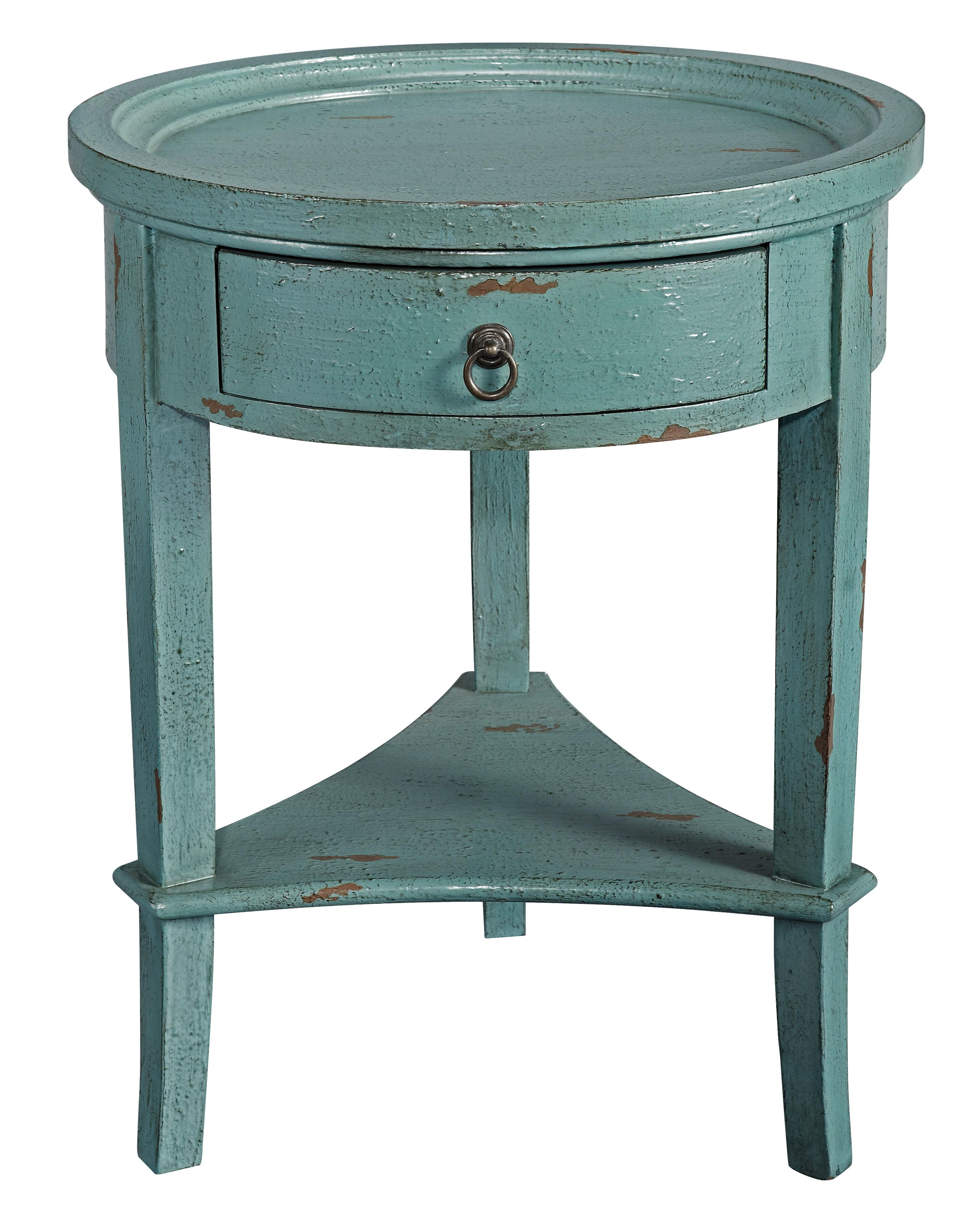 Coast to Coast Imports Coast to Coast Accents One Drawer Accent Table - Item Number: 56425
