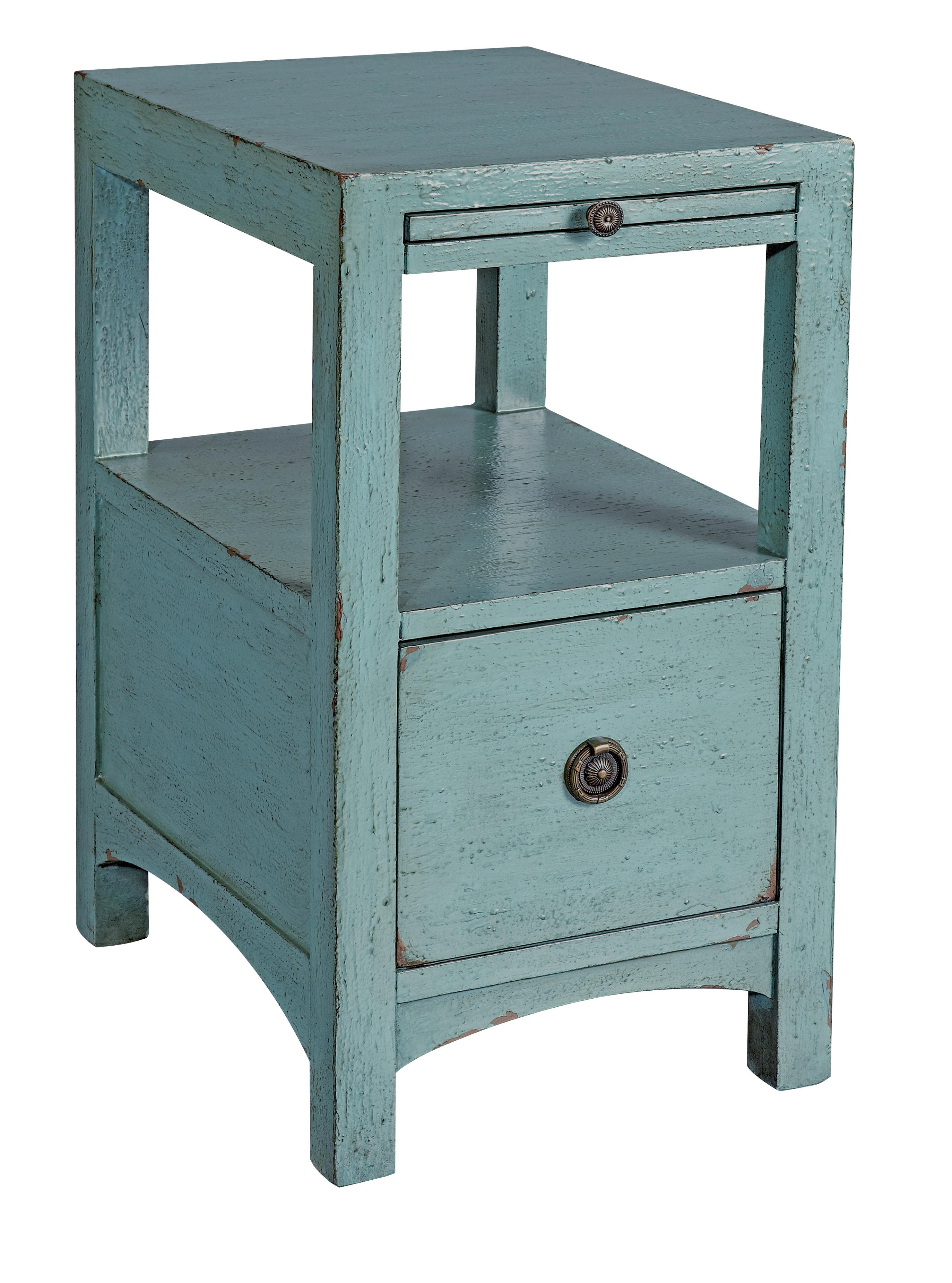 Coast to Coast Imports Coast to Coast Accents One Drawer Accent Table - Item Number: 56432