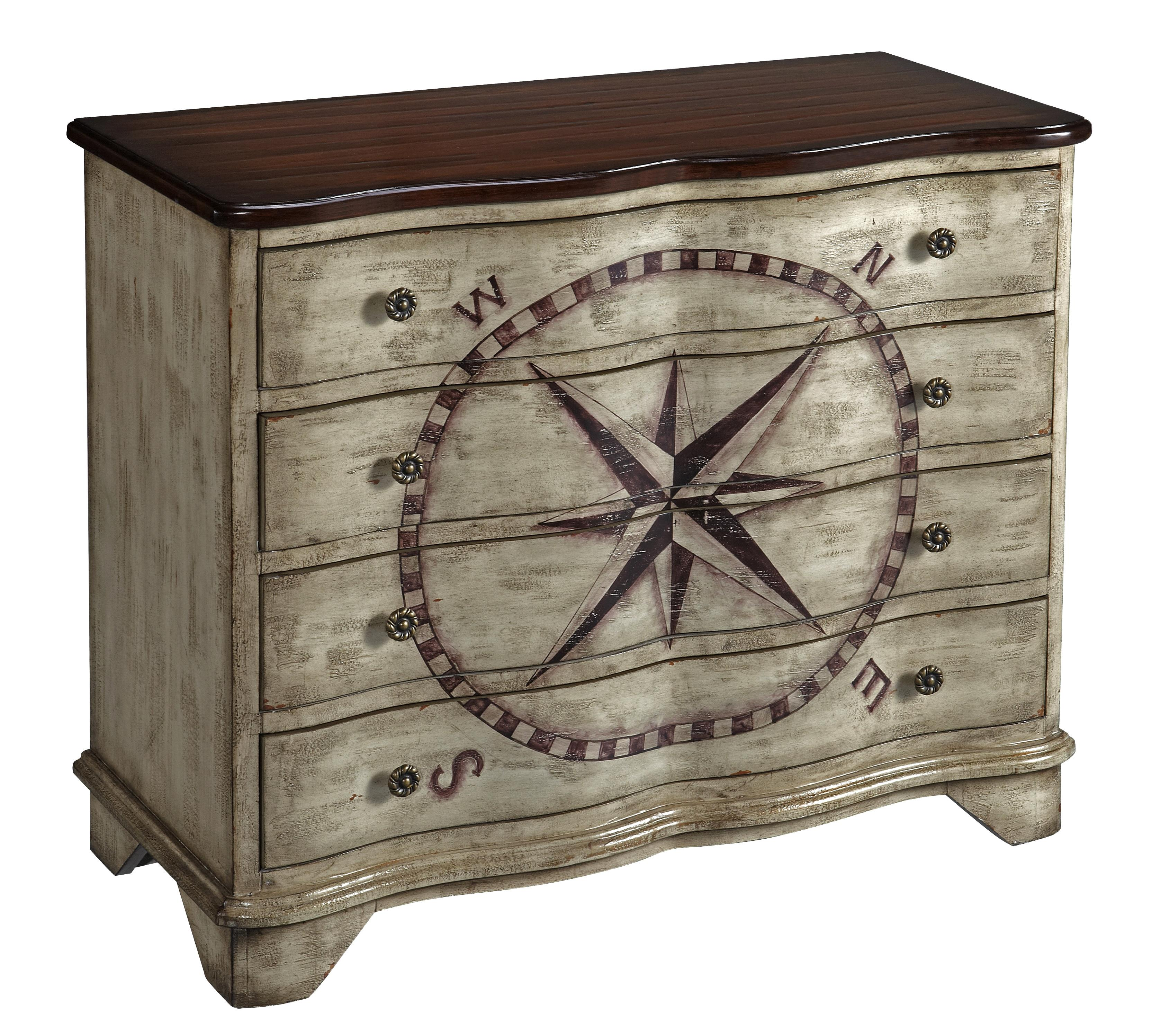 Coast to Coast Imports Coast to Coast Accents Four Drawer Chest - Item Number: 56439