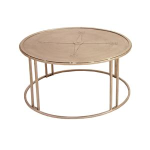 Coast to Coast Imports Coast to Coast Accents Compass Table